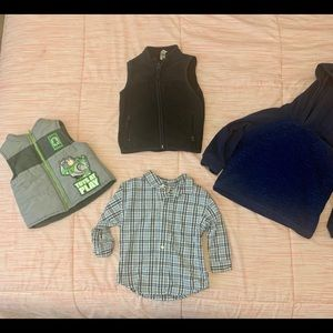 Other - Bundle of 4 boy clothes